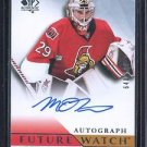 2015-16 Upper Deck SP Authentic  Future Watch AUTOGRAPH  #255  Matt O'Connor