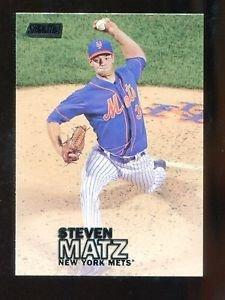 2016 Topps Baseball Stadium Club  Black Foil  #26  Steven Matz