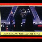 2016 Topps Star Wars Rogue One Mission Briefing  #16  Revealing the Death Star