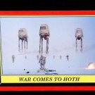 2016 Topps Star Wars Rogue One Mission Briefing  #69  War Comes to Hoth