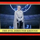 2016 Topps Star Wars Rogue One Mission Briefing  #107  Evil Director Krennic