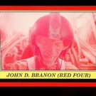 2016 Topps Star Wars Rogue One Mission Briefing  #90  John D Branon