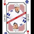 2016-17 OPC O-Pee-Chee Hockey  Playing Card  2 of Hearts  Morgan Rielly