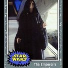 2015 Topps Journey to Star Wars Force Awakens Silver #69  The Emperor's Arrival