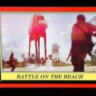 2016 Topps Star Wars Rogue One Mission Briefing  #106  Battle on the Beach