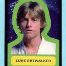 2015 Topps Journey to Star Wars Force Awakens  Sticker  #S-1  Luke Skywalker