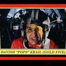 """2016 Topps Star Wars Rogue One Mission Briefing  #93  Davish """"Pops"""" Krail"""