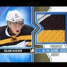 2013-14 ITG Game-Used  Prospect Jersey  Roland McKeown  PJ-16  GOLD  /10