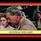 2016 Topps Star Wars Rogue One Mission Briefing  #84  General Willard
