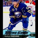 2016-17 Upper Deck Hockey Series 1 YOUNG GUNS  #242  Hudson Fasching