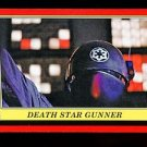 2016 Topps Star Wars Rogue One Mission Briefing  #80  Death Star Gunner