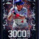 2016 Topps Chrome Baseball Update Target  #3000C-6  Paul Molitor