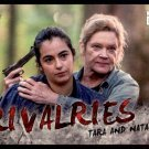 2017 Topps The Walking Dead Season 7 Rivalries #R-2  Tara & Natania