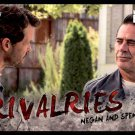 2017 Topps The Walking Dead Season 7 Rivalries #R-4  Negan & Spencer