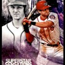 2018 Topps Baseball Superstar Sensations #SSS-10  Trea Turner