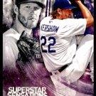 2018 Topps Baseball Superstar Sensations #SSS-12  Clayton Kershaw