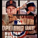 2018 Topps Baseball Series 1  Opening Day Insert  #OD-13  Buster Posey