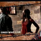 2017 Topps The Walking Dead Season 7 RUST Parallel #49 The Ones Who Live