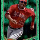 2013 Topps Baseball Emerald Foil Parallel #210  Vernon Wells