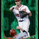 2013 Topps Baseball Emerald Foil Parallel #120  Ian Desmond