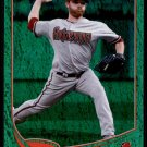 2013 Topps Baseball Emerald Foil Parallel #131  Ian Kennedy