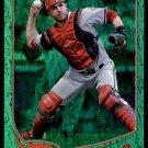 2013 Topps Baseball Emerald Foil Parallel #274  Miguel Montero