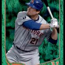 2013 Topps Baseball Emerald Foil Parallel #21  Lucas Duda