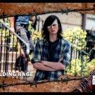 2017 Topps The Walking Dead Season 7 RUST Parallel #23  Building Rage