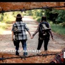 2017 Topps The Walking Dead Season 7 RUST Parallel #30  Brief Moment of Happiness