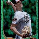 2013 Topps Baseball Emerald Foil Parallel #217  Brian Matusz