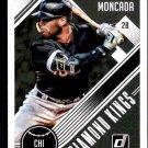2018 Panini Donruss Baseball  #2  Diamond Kings  Yoan Moncada