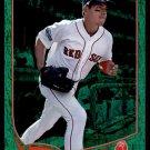 2013 Topps Baseball Emerald Foil Parallel #241  Jacoby Ellsbury