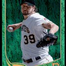 2013 Topps Baseball Emerald Foil Parallel #174  Jason Grilli