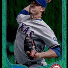 2013 Topps Baseball Emerald Foil Parallel #236  Joe Nathan