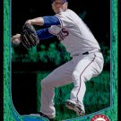 2013 Topps Baseball Emerald Foil Parallel #57  Mark Lowe