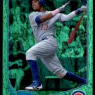 2013 Topps Baseball Emerald Foil Parallel #113  Starlin Castro