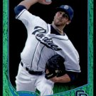 2013 Topps Baseball Emerald Foil Parallel #145  Anthony Bass