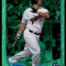 2013 Topps Baseball Emerald Foil Parallel #223  Yonder Alonso