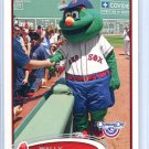2012 Topps Baseball Opening Day Mascot #M-16  Wally The Green Monster