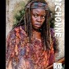 2017 Topps The Walking Dead Season 6 Character insert  #C-3  Michonne