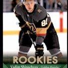2017-18 Parkhurst Hockey Rookies #299  Vadim Shipachyov