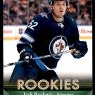 2017-18 Parkhurst Hockey Rookies #273  Jack Roslovic  Winnipeg Jets