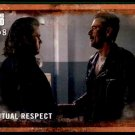2018 Topps The Walking Dead Season 8 Part 1 RUST Parallel #70  Mutual Respect