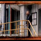 2018 Topps The Walking Dead Season 8 Part 1 RUST Parallel #8  Man on the Inside