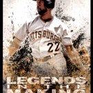2018 Topps Baseball Series 1 Legends in the Making #LTM-AM  Andrew McCutchen