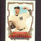 2013 Topps Allen & Ginter's Across the Years #ATY-AP  Andy Pettitte