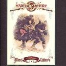 2013 Topps Allen & Ginter's  Martial Mastery  #MM-VK  Vikings