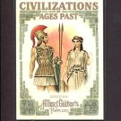 2013 Topps Allen & Ginter's  Civilations of Ages Past  #CAP-GRK  Greeks