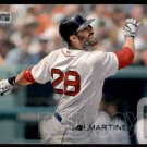 2018 Topps Baseball Stadium Club  #96  J.D. Martinez  Boston Red Sox
