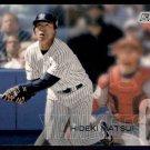 2018 Topps Baseball Stadium Club  #300  Hideki Matsui  New York Yankees
